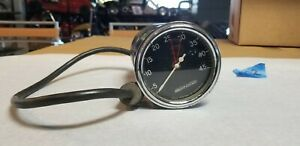 Stewart Warner Electric Truck Tachometer For Hot Rat Street Rod Trog Scta