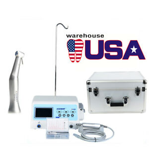 Us Dental Implant System Surgic Brushless Motor 20 1 Contra Angle Handpiece