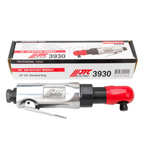 Jtc Air Ratchet Wrench Drive Pneumatic Tools 3 8 Dr In 360 Rotatable Exhaust