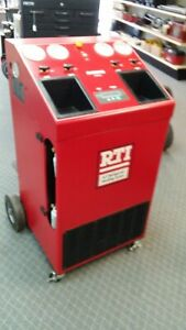 Rti Rhs2780 Ac Refrigerant Handling System Recovery Charge Recyc