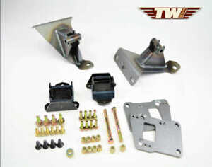 63 72 Ls Swap Engine Conversion Motor Mounts C10 1972