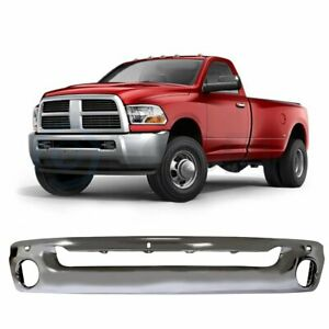 For 2002 2009 Dodge Ram 1500 2003 2009 Ram 2500 Stainless Steel Front Bumper