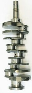 Crankshaft Toyota 1mz With Main And Rod Bearings Tw free Shipping