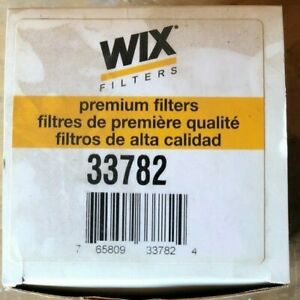 Commercial Diesel Fuel Water Separator Filter Wix 33782