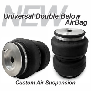 New 2 Tappered Universal Below Air Bag For Air Suspension Air Strut Best Price
