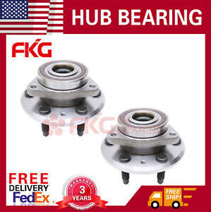2 Front Or Rear Wheel Hub Bearing For 08 17 Buick Enclave Gmc Acadia 3 6l 513277