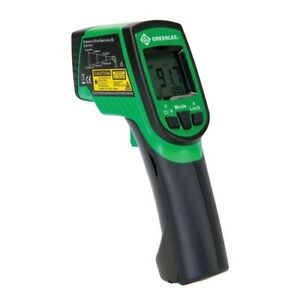 Greenlee Tg 2000 Dual Laser Infrared Thermometer