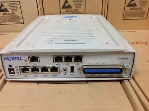 Nortel Networks Bcm50e Nt9t6100 07 Business Communications Manager