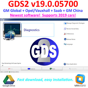Gm Mdi Diagnostic Software Gds2 V19 0 05700 Gm Opel Vauxhall Supports 2019 Cars