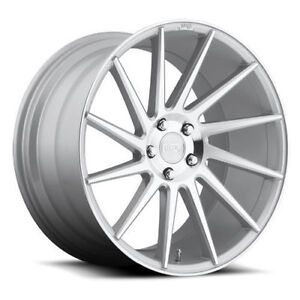 20 Niche Surge Wheels Concave Rims Directional Stagger Fit Audi Mercedes Sl Cls