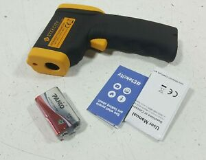 Etekcity Lasergrip 1080 Digital Laser Infrared Thermometer Temperature Gun 58