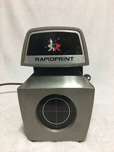 Rapidprint Are Ar e Date Time Document Stamp W key 2022 Date Clean Ready