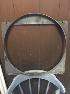 1966 Ford Thunderbird Raditor Fan Shroud