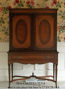 John Widdicomb Circa 1930 Master Furniture Maker Two Piece Collection