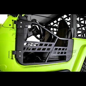 Hd Rock Crawler Replacement Body Armor Tubular 2 Door For 97 06 Jeep Wrangler Tj