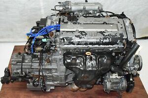 Jdm 92 95 Honda Civic Sir B16a Vtec Engine And Automatic Transmission Ecu