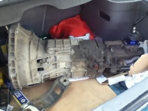 Complete Ford Thunderbird Sc 5 Speed Manual Transmission