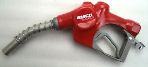 Classic Emco Wheaton Red Automatic A2000 Gas Fuel Nozzle Handle Assembly