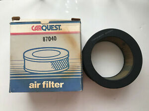 Carquest Direct Replacement Air Filter 87040 I D 6 O D 8 Height 3 5