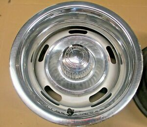 1 Corvette 1972 Az Rally Wheel Ralli Rim 1969 1970 1971 1973 1974