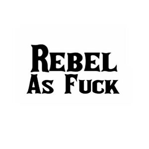 Car Window Decal Truck Outdoor Sticker Rebel As Fu Country Outdoors