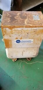 Phasemaster Kay Industries25hp Rotary Phase Converter Used Ma4 324t 800