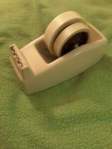 Heavy Desktop Duel Scotch Tape Dispenser C22 Model 38100