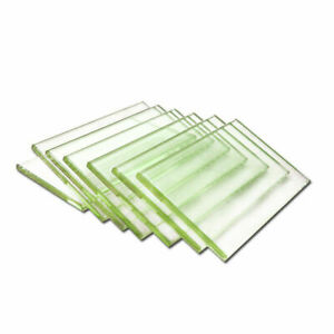 1pc Radiation Safety X Ray Protection Lead Glass Sheet Plate Thick 12mm To 20mm