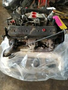 Engine 8 350 5 7l Gasoline Vin K 8th Digit Fits 87 96 Chevrolet 30 Van 172306