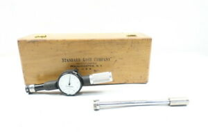 Standard Gage No 2 Dial Bore Gage 1x1 1 7 32in