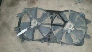 Radiator Fan Motor Fan Assembly 4 Cylinder Fits 00 02 Mazda 626 271587