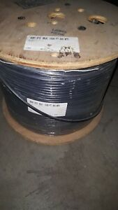 8281 Belden Rg59 20 Awg Analog Coaxial Cable 75 Ohm 1000 Foot Spool