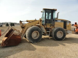 2006 Cat 938g Ii Wheel Loader Runs And Operates Cat Diesel 3 1 Yard Bucket A c