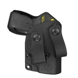 Taser Pulse Blade tech Iwb Kydex Holster 30051 Black Police Tactical Duty Belt