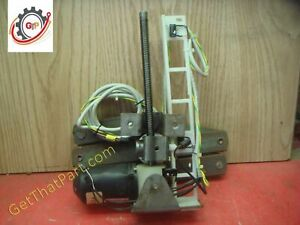 Hill Rom Care Assist P1170b Bed Hilow Column Motor Jack Screw Assembly