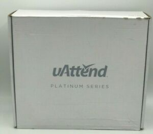 Uattend Platinum Series Biometric Fingerprint Time Clock Bn6000