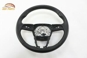 2018 2019 Audi Q5 Quattro Steering Wheel Leather Oem