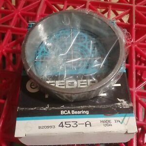 Bca 453a Federal Mogul 453 A Bearing New High Quality Fast Shipping Make Offers
