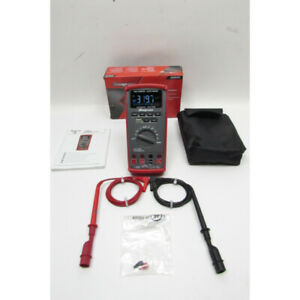 Snap On Tools Auto range Digital Multimeter With True rms eedm525e