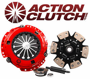 Action Clutch Stage 3 Fits 1988 1989 Mitsubishi Mirage 1 6l 5 Speed Turbo
