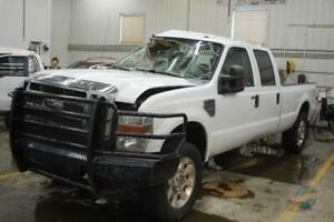 Steering Column For Ford F350sd Pickup 2491892 09 10 Assy Tan With Key
