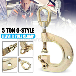 3 Ton 5 Ton Repair Pull Clamp Back Self Tightening Grips Auto Body Frame Tool