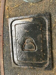 1947 1955 Chevy Gmc Truck Orig Battery Box Cover
