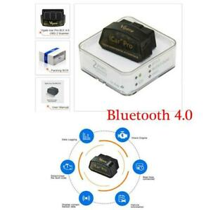 Vgate Icar Pro Obd Ii Bluetooth 4 0 Car Diagnostic Scanner Tool For Android Ios