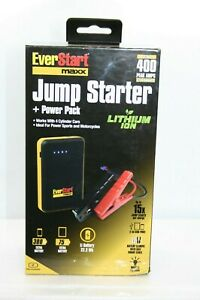 Everstart Maxx Jump Starter And Power Pack 400 Amps New In Box