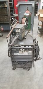Lincoln Idealarc Dc 400 Welder Ln 7 Wire Feed Pick Up Only Azusa Ca