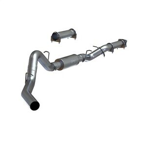 Mbrp 4 Exhaust 2001 2005 Chevy Gmc Duramax Diesel 6 6l Cat Back S6000p