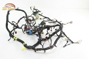 2014 Jeep Grand Cherokee Dashboard Instrument Panel Wire Wiring Harness Oem