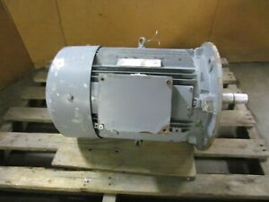 Brook Crompton D160md 11kw Electric Motor 460v 3ph 3500rpm