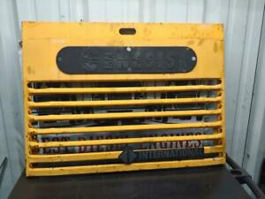 used 1999 International Genesis School Bus Front Grille